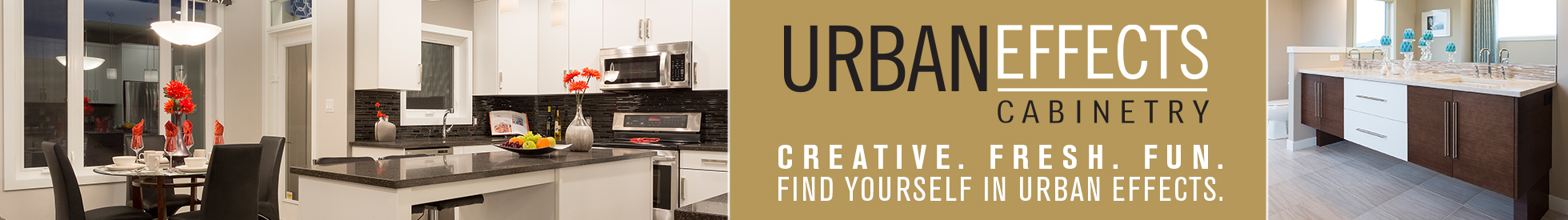 find an urban effects cabinetry dealer